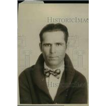 1930 Press Photo Abel J Boudreaux El Paso Texass aviator fined in Mexico