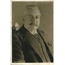 1918 Press Photo Dr Arthur Everett Shipley