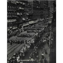 Press Photo Street scene after the Spanish War - cva97880
