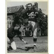 Press Photo Gary Glick of Pittsburgh Steelers - cvs03614