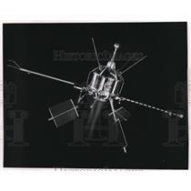 1963 Press Photo Rocket Thor Delta - cva73821