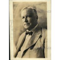 1923 Press Photo Deputy Imperial Potentate Conrad N. Dykeman, New York AAONNS