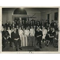 1937 Press Photo Spanish American War veterans - cva99394