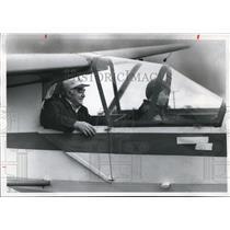 1975 Press Photo Michalic Nemes and Wade Houston - cva98494