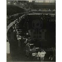 1926 Press Photo International Livestock Show