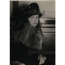 1920 Press Photo Mrs Charles Morris - nex91507