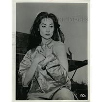 1964 Press Photo Carol Lawrence - cvp79846