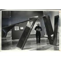 1980 Press Photo Museum of Art - cva92175