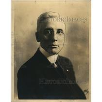 1926 Press Photo John D Miller president National Coop Michigan Produce League