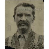 1925 Press Photo Rudolph Probet, A Goat Farmer. - nee66138