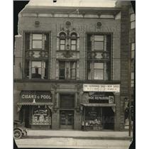 1916 Press Photo The early Cleveland stores - cva87219