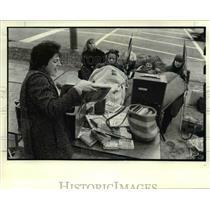 1988 Press Photo Mary Martin, - cva91300