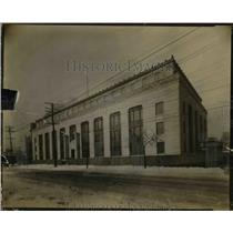1926 Press Photo Cleveland's new Central Station at 21st & Payne Avenue