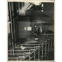 1920 Press Photo The interior of the county jail - cva85985