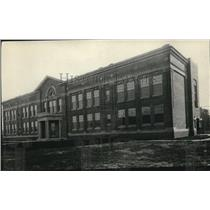 1922 Press Photo Grade and Jr. High, Noble road - cva95712