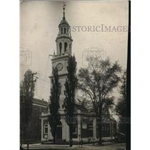 1917 Press Photo Church of our Master at Euclid & East 97th - cva86094