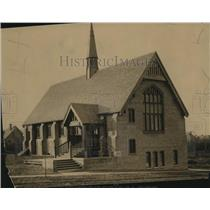 1920 Press Photo Lakewood Presbyterian Church - cva86420