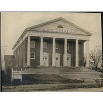 1920 Press Photo Lakewood Congregational Church - cva86428