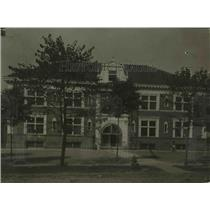 1920 Press Photo Exterior view of the Cleveland School of Art - cva97070