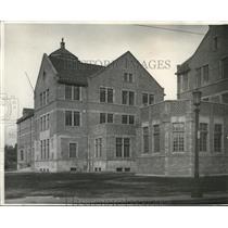 1932 Press Photo Juvenile Courts Building E 22nd st side - cva82528