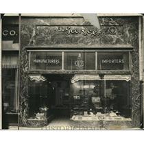 1919 Press Photo The Chaplain Street towards Ontario Street in the older days