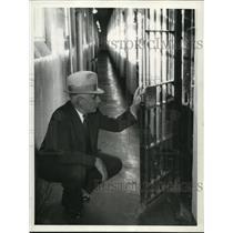 1934 Press Photo Prison, Warrensville - cva74442
