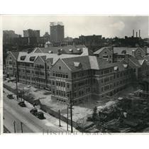 1932 Press Photo New Juvenile Courts Bldg E 22nd and Central Ave - cva82527