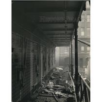 1931 Press Photo The old bounty jail on Frankfort Street - cva78893