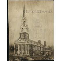 1919 Press Photo Plymouth Congregational Church - cva86061