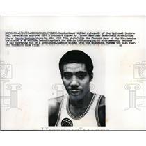 1969 Press Photo Connie Hawkins Phoenix Suns basketball - nes40376 - nes40376