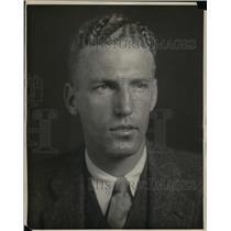1931 Press Photo AT Slats Gill head basketball coach Oregon State College