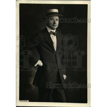 1922 Press Photo Fred Starek Former Correspondent for Cincinnati Enquirer