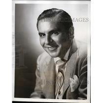 1950 Press Photo Bob Hawk of The Bob Hawk Show