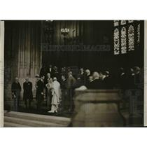 1921 Press Photo Duke & Duchess of York at Empire Parliamentary Delegates