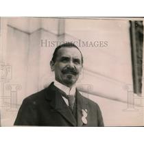 1920 Press Photo Georges K Staitch of Belgrade Serbia Delegate International