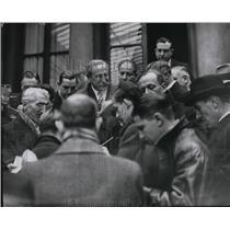 1938 Press Photo Socialist M Leon Blum Fails to Form National Government France