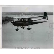 1959 Press Photo Cessna Skylane 1985 4 Place