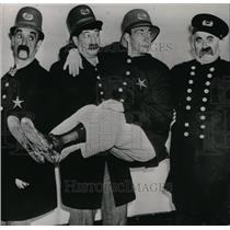 1940 Press Photo  Keystone Cops will open a tour in Portland