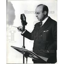 1939 Press Photo Andre Kostelanetz