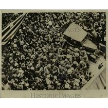 1929 Press Photo Commander Ramon Franco & Companions at Spanish Capitol