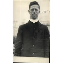 1927 Press Photo Father Byrne - spa01766