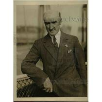 1926 Press Photo Victor Slater,Sec.for International Advertising Convention