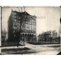 1931 Press Photo Stillman Hotel stood on site of Stillman theater - cva87985