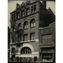 1924 Press Photo Metropole Hotel - cva89695