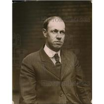 1920 Press Photo John C Hoyt Secretary Federated American Engineering Societies