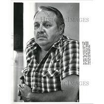 1988 Press Photo Chester C. Lowe, nine million dollar lottery winner - cva98163