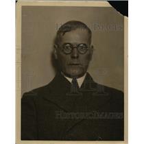 1926 Press Photo Inspector Stephen Murphy - nee87488
