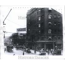 1919 Press Photo Euclid Streets - cva87532