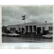 1972 Press Photo School, Russelville. - orb63263