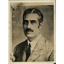 1926 Press Photo Sen. Hernandez Galvan killed over crisis in Mexico - nee87621